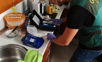 7 detenidos por introducir droga en Canarias por medio de coches